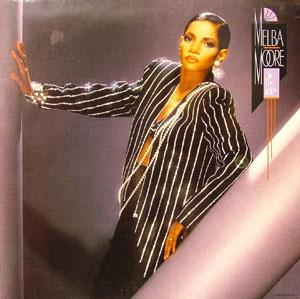 Album  Cover Melba Moore - I'm In Love on CAPITOL Records from 1988