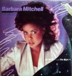 Album  Cover Barbara Mitchell - Get Me Through The Night on CAPITOL Records from 1984