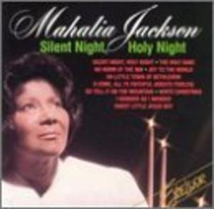 Album  Cover Mahalia Jackson - Silent Night, Holy Night [sony] on SONY MUSIC Records from 1992