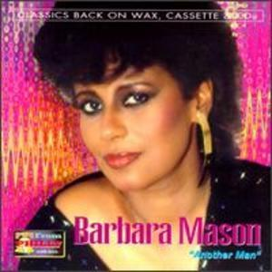Album  Cover Barbara Mason - Another Man on HOT PRODUCTION Records from 1984