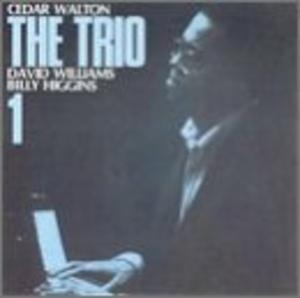 Album  Cover Cedar Walton - The Trio, Vol. 1 on RED Records from 1985