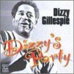 Album  Cover Dizzy Gillespie - Dizzy's Party on ORIGINAL JAZZ Records from 1976