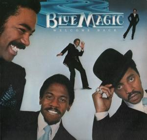 Album  Cover Blue Magic - Welcome Back on CAPITOL Records from 1981