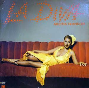 Album  Cover Aretha Franklin - La Diva on ATLANTIC Records from 1979
