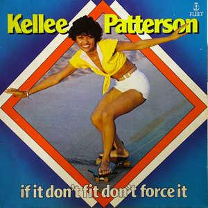Album  Cover Kellee Patterson - Turn On The Lights on SHADYBROOK Records from 1977
