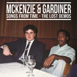 Album  Cover Mckenzie & Gardiner - Songs From Time - The Lost Demos on SAPH Records from 2014