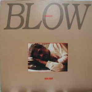 Album  Cover Kurtis Blow - Ego Trip on MERCURY Records from 1984