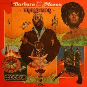 Front Cover Album Barbara Mason - Transition