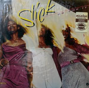 Album  Cover Slick - Go For It on FANTASY Records from 1980