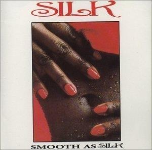 Album  Cover Silk (70s) - Smooth As Silk on  Records from 1976