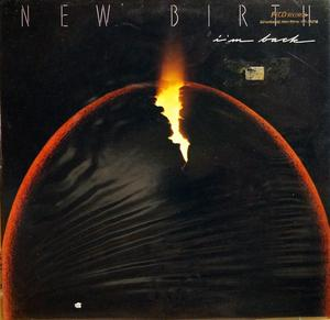 Album  Cover The New Birth - I'm Back on RCA Records from 1982