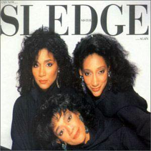 Front Cover Album Sister Sledge - And Now...Sledge...Again