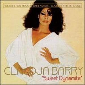 Album  Cover Claudja Barry - Sweet Dynamite on SALSOUL Records from 1977