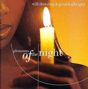 Album  Cover Will Downing - Pleasures Of The Night on VERVE Records from 1998