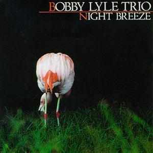 Album  Cover Bobby Lyle - Night Breeze on EVIDENCE Records from 1985