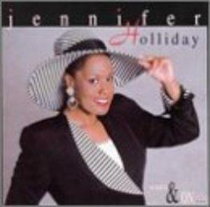 Album  Cover Jennifer Holliday - On & On on INTERSOUND Records from 1995