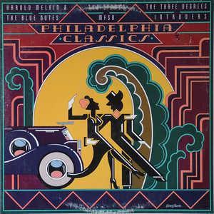 Album  Cover Various Artists - Philadelphia Classics on PHILADELPHIA INTERNATIONAL Records from 1979