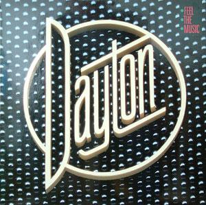 Album  Cover Dayton - Feel The Music on CAPITOL Records from 1983