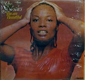 Album  Cover The Stylistics - You Are Beautiful on AVCO Records from 1975