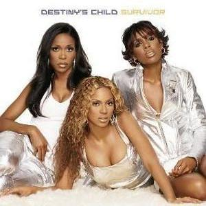 Album  Cover Destiny's Child - Survivor on COLUMBIA Records from 2001