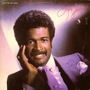 Front Cover Album Larry Graham - Just Be My Lady