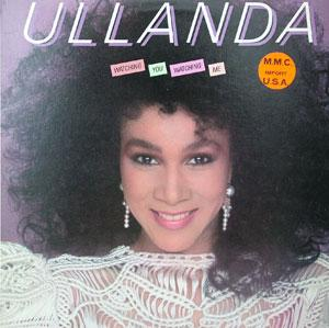 Album  Cover Ullanda Mccullough - Watching You Watching Me on ATLANTIC Records from 1982