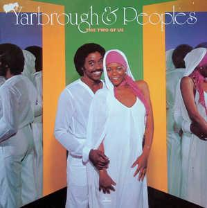 Album  Cover Yarbrough & Peoples - The Two Of Us on MERCURY Records from 1980