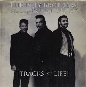 Album  Cover The Isley Brothers - Tracks Of Life on WARNER BROS. Records from 1992