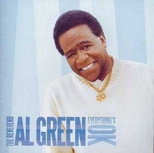 Album  Cover Al Green - Everything's Ok on BLUE NOTE Records from 2005