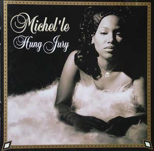 Album  Cover Michel'le - Hung Jury on PRIORITY Records from 1998