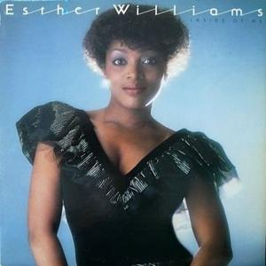 Album  Cover Esther Williams - Inside Of Me on RCA Records from 1981