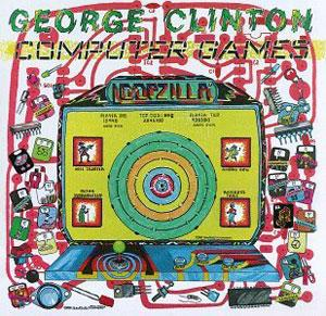 Album  Cover George Clinton - Computer Games on  Records from 1982