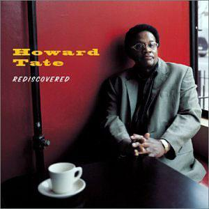 Album  Cover Howard Tate - Rediscovered on PRIVATE MUSIC Records from 2003
