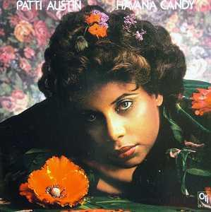 Album  Cover Patti Austin - Havana Candy on CTI Records from 1977