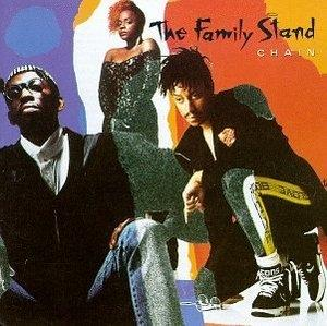 Album  Cover The Family Stand - Chain on ATLANTIC Records from 1990