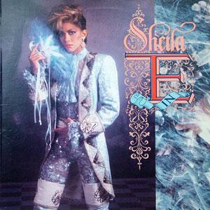 Album  Cover Sheila E - Romance In 1600 on WARNER BROS. Records from 1985