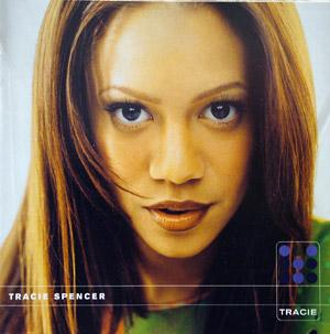 Album  Cover Tracie Spencer - Tracie on CAPITOL Records from 1999