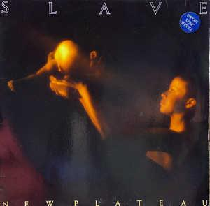 Album  Cover Slave - New Plateau on COTILLION Records from 1984