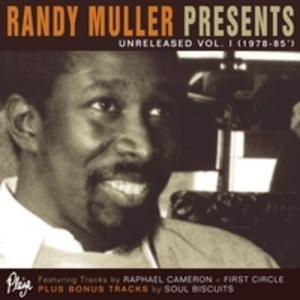 Album  Cover Randy Muller - Randy Muller Presents: Unreleased. Vol. I  on PLAZA Records from 2010