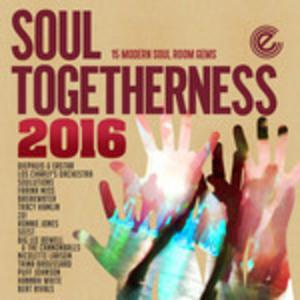Album  Cover Various Artists - Soul Togetherness 2016 on EXPANSION Records from 2016