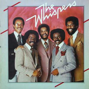 Front Cover Album The Whispers - The Whispers (Solar)