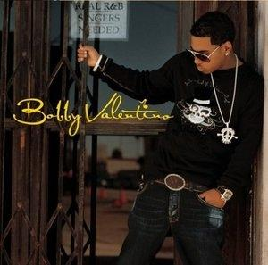 Album  Cover Bobby Valentino - Bobby Valentino on DEF JAM Records from 2005