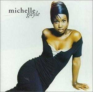 Album  Cover Michelle Gayle - Michelle Gayle on RCA Records from 1995
