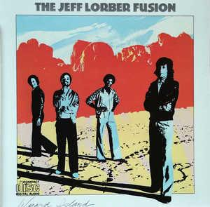 Front Cover Album Jeff Lorber - Wizard Island
