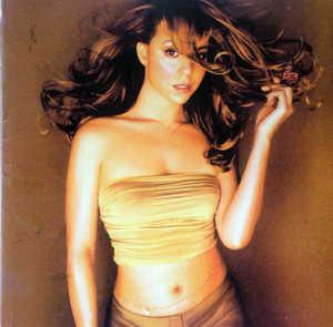 Album  Cover Mariah Carey - Butterfly on COLUMBIA Records from 1997