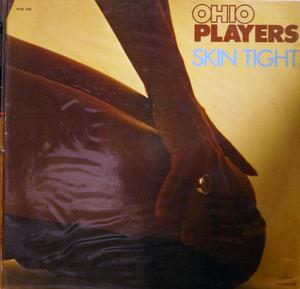 Front Cover Album Ohio Players - Skin Tight
