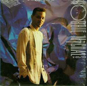 Album  Cover Robbie Mychals - Robbie Mychals on ALPHA INTERNATIONAL Records from 1990