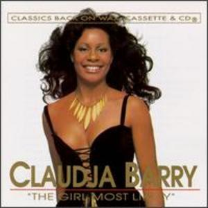 Album  Cover Claudja Barry - Claudja on SALSOUL Records from 1978