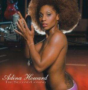 Album  Cover Adina Howard - The Second Coming on RUFFTOWN Records from 2004