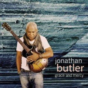 Album  Cover Jonathan Butler - Grace & Mercy on RENDEZVOUS MUSIC Records from 2012